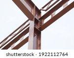 Structure Steel Beam  Metal...