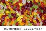Gummy Bear Jelly. Teddy Bear...