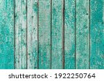 Blue Painted Wood Planks As...