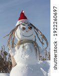 Mother Snowman  New Year...