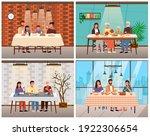 set of illustrations on the...   Shutterstock .eps vector #1922306654