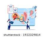 audiologist professors...   Shutterstock .eps vector #1922329814