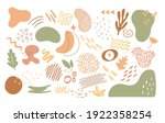 abstract nature organic... | Shutterstock .eps vector #1922358254