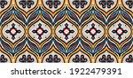 bandana print. vector seamless...   Shutterstock .eps vector #1922479391