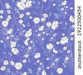 seamless spring floral pattern... | Shutterstock .eps vector #1922500454