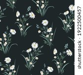 seamless spring floral pattern... | Shutterstock .eps vector #1922500457
