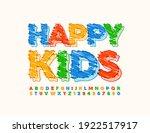 vector colorful banner happy...   Shutterstock .eps vector #1922517917