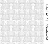 floral greek seamless pattern....   Shutterstock .eps vector #1922537411