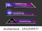 set collection vector of... | Shutterstock .eps vector #1922559977