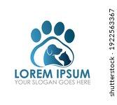 pet care vector   veterinary... | Shutterstock .eps vector #1922563367