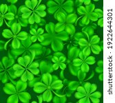 seamless pattern on st. patrick'... | Shutterstock .eps vector #1922644301