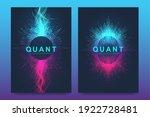 modern vector template for... | Shutterstock .eps vector #1922728481