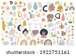 spring abstract clipart... | Shutterstock .eps vector #1922751161