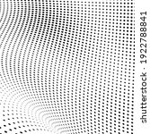abstract halftone wave dotted... | Shutterstock .eps vector #1922788841