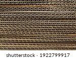 corrugated cardboard edge...   Shutterstock . vector #1922799917