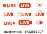live streaming icons....