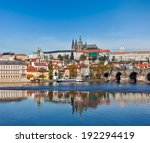 View Of Charles Bridge Over...