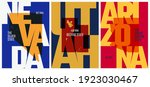 vector posters states of the... | Shutterstock .eps vector #1923030467