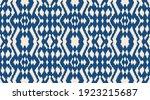 ikat border. geometric folk...   Shutterstock .eps vector #1923215687