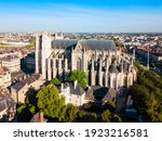 Nantes Cathedral Or The...