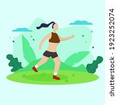 illustration vector design of...   Shutterstock .eps vector #1923252074