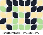 abstract geometric pattern... | Shutterstock .eps vector #1923323597