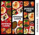 japanese cuisine vector spicy... | Shutterstock .eps vector #1923349481