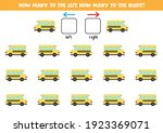 left or right with cartoon... | Shutterstock .eps vector #1923369071
