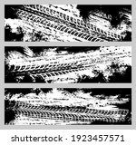 off road motorsport grunge... | Shutterstock .eps vector #1923457571