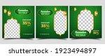 social media post template set...   Shutterstock .eps vector #1923494897
