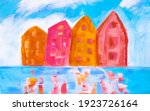 Colorful Bright Houses...