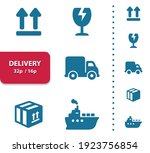 delivery  shipping ... | Shutterstock .eps vector #1923756854