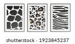 abstract vector fashion elegant ... | Shutterstock .eps vector #1923845237