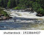 Rushing Waters In The Great...