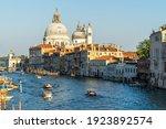 Beautiful Venetian Cityscape At ...
