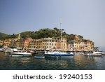 portofino  italy | Shutterstock . vector #19240153