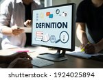 Definition Business Team Hands...