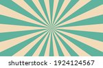 retro background with rays or... | Shutterstock .eps vector #1924124567