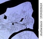 allahabad  india   urban vector ... | Shutterstock .eps vector #1924203614