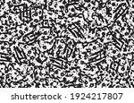 black and white grunge... | Shutterstock .eps vector #1924217807