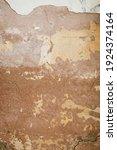 weathered grunge background.... | Shutterstock . vector #1924374164