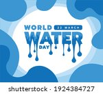 World Water Day Banner   Water...