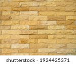 Sandstone Wall Texture And...