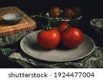 Fresh Organic Tomato Healty...