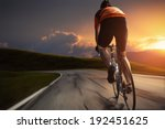 cycling | Shutterstock . vector #192451625