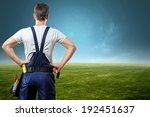 craftsman | Shutterstock . vector #192451637