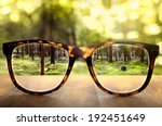 glasses | Shutterstock . vector #192451649