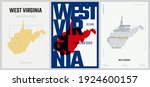 35 of 50 sets  us state posters ...   Shutterstock .eps vector #1924600157