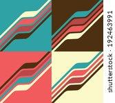vector minimal design  ... | Shutterstock .eps vector #192463991