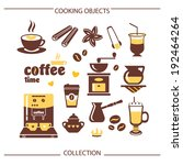 Cooking Coffee Objects...